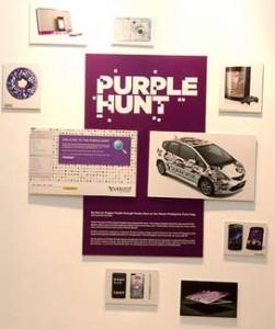 Yahoo! Purple Hunt